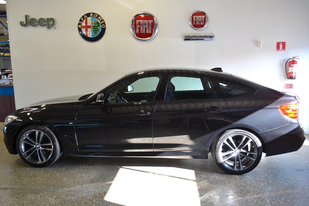 BMW 328 i Gran Turismo Steptronic M Sport Euro 6 245hk