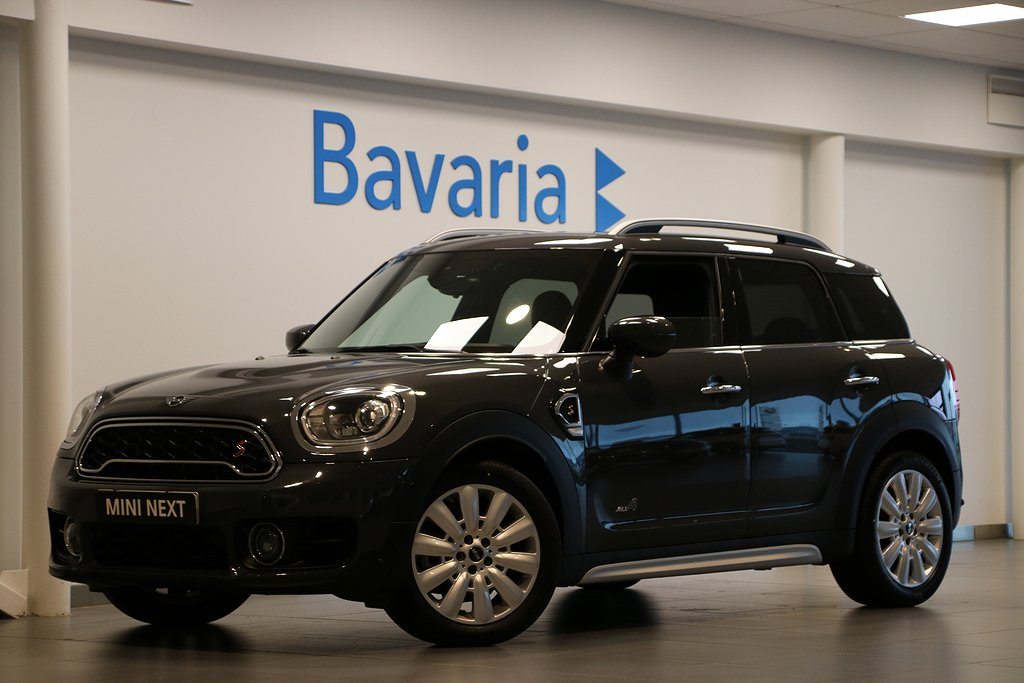 Mini Countryman S ALL4 Maximize Aut Nypris 435.600:-