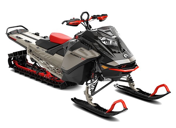 "Ski-doo Summit X 850 Expert 165"" Turbo"