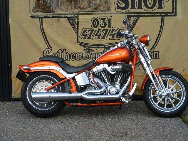 Harley-Davidson FXSTSE CVO Springer