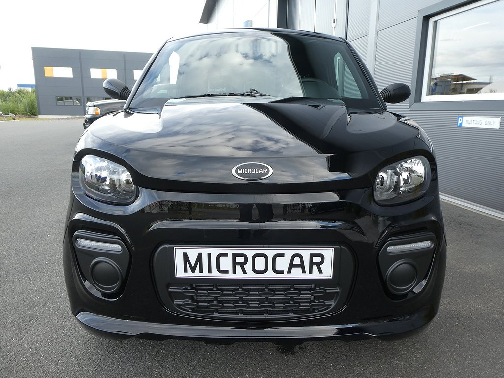 Microcar Due Plus NY Modell!
