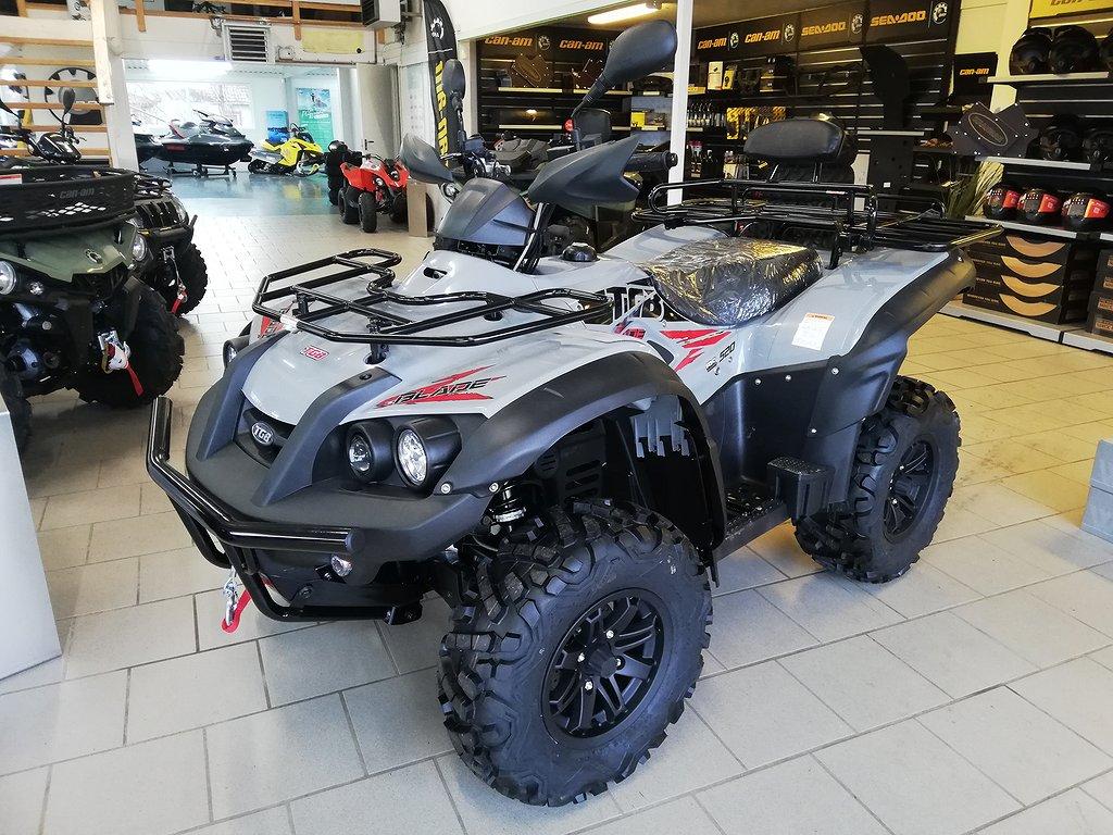TGB Blade 520 EPS Traktor