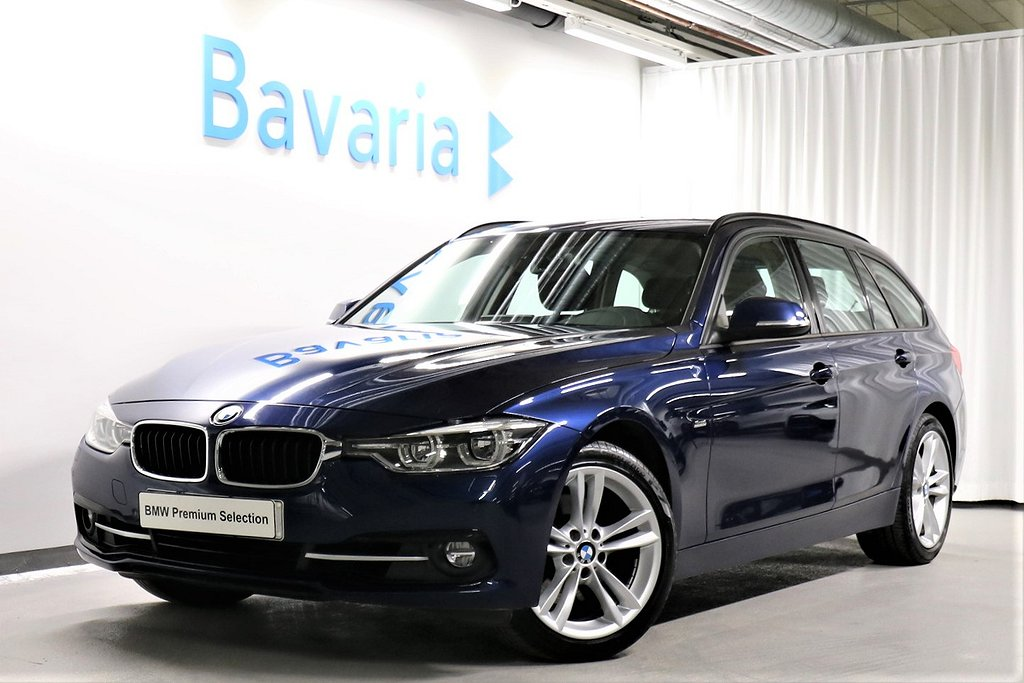 BMW 330 i xDrive Touring Model Sport Nav Aut