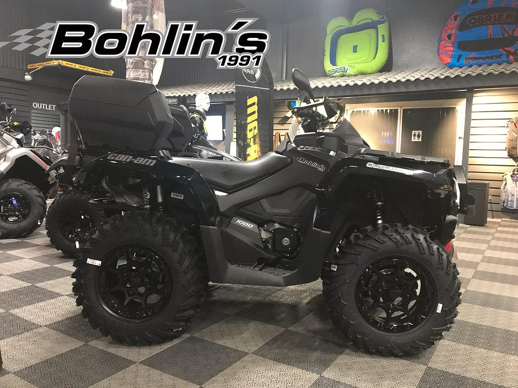 Can-Am Outlander XT-P 1000 T3B ABS -18  *Kampanj 7000:-*