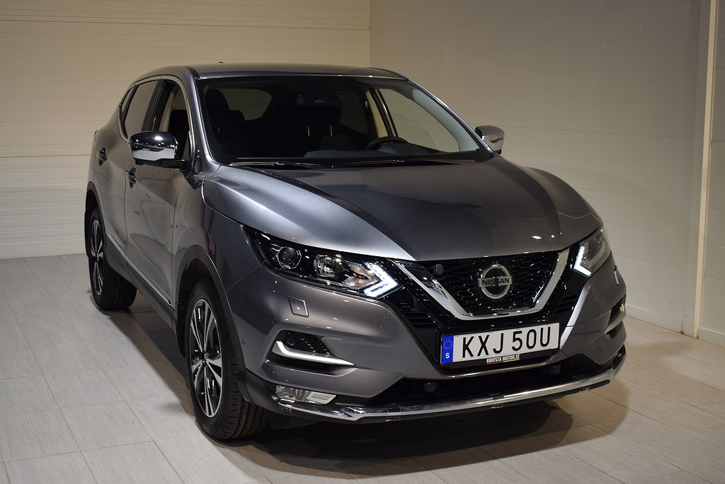 Nissan Qashqai N-Connecta dCi DCT (Motorvärmare) 2020