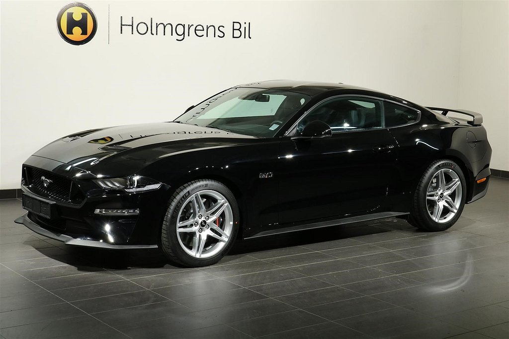 Ford Mustang Fastback V8 GT A10