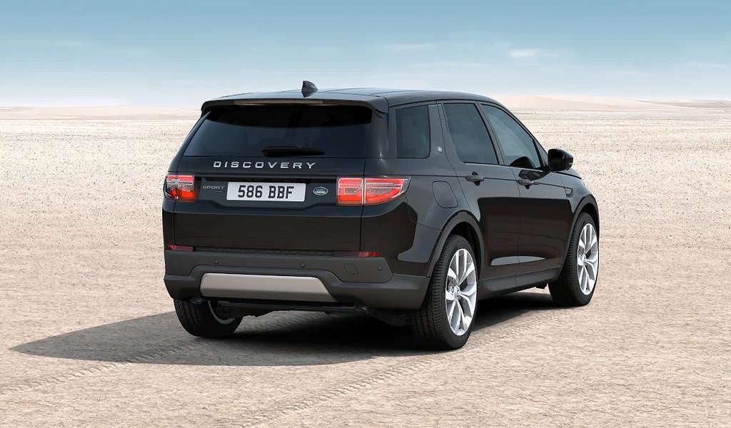 Land Rover Discovery Sport P300e Plug-in hybrid