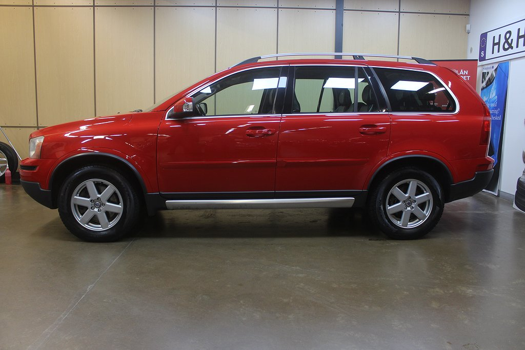 Volvo XC90 D5 AWD Automat Inscription, Sports-Line 7-sits 185hk