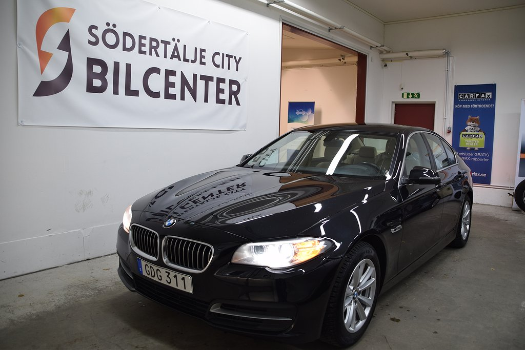 BMW 520 d xDrive Sedan Steptronic Euro 6 184HK