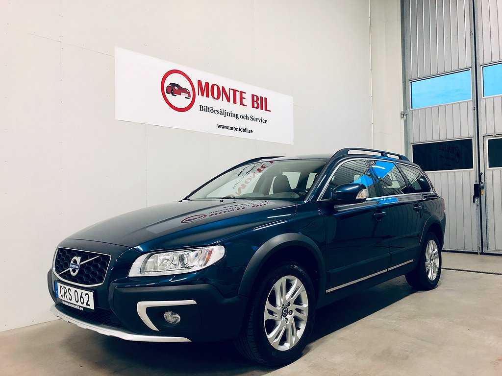 Volvo XC70 D4 AWD Momentum OnCall Dragkrok
