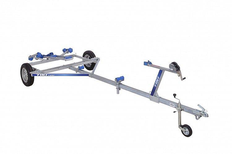 Tiki-Treiler BB1000 OMG leverans