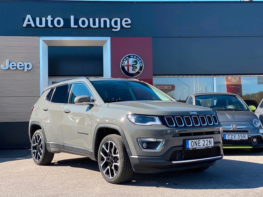 Jeep Compass 12 månader privatleasing