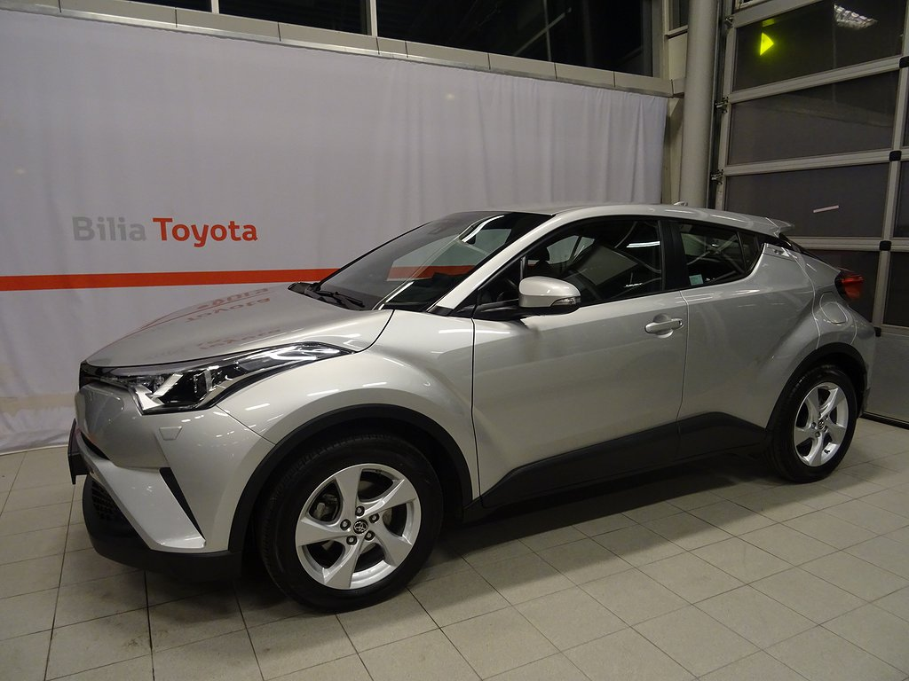 Toyota C-HR 1.5 års garanti 1.2 Turbo. Active