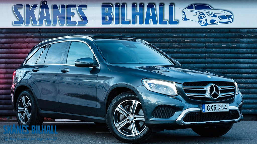 Mercedes-Benz GLC 250d 4MATIC 9G-Tronic 204hk