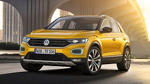 Volkswagen T-Roc attackerar suvsegmentet