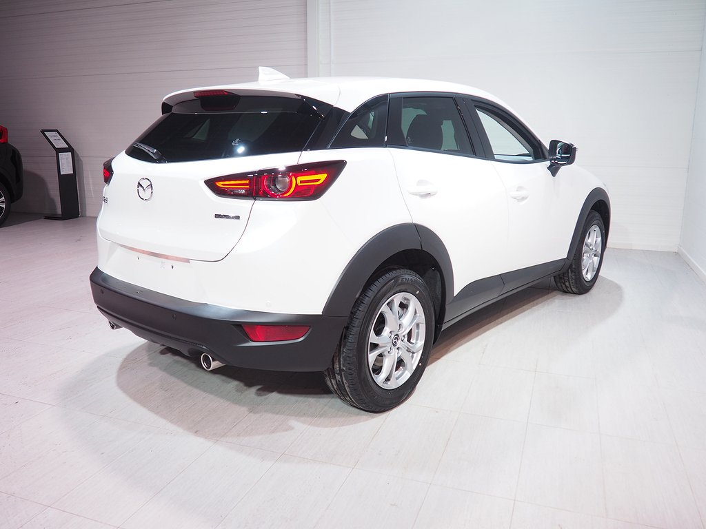 Mazda CX-3 Vision 2,0 121hk  Kampanjränta 1.99% 2021