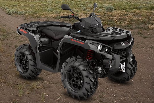 Can-Am OUTLANDER PRO+ 650 T