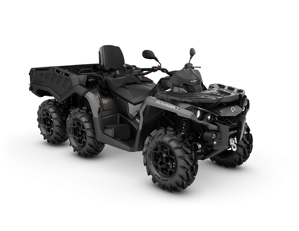 Can-Am Outlander Max 1000 6x6 Pro+ T Side Wall