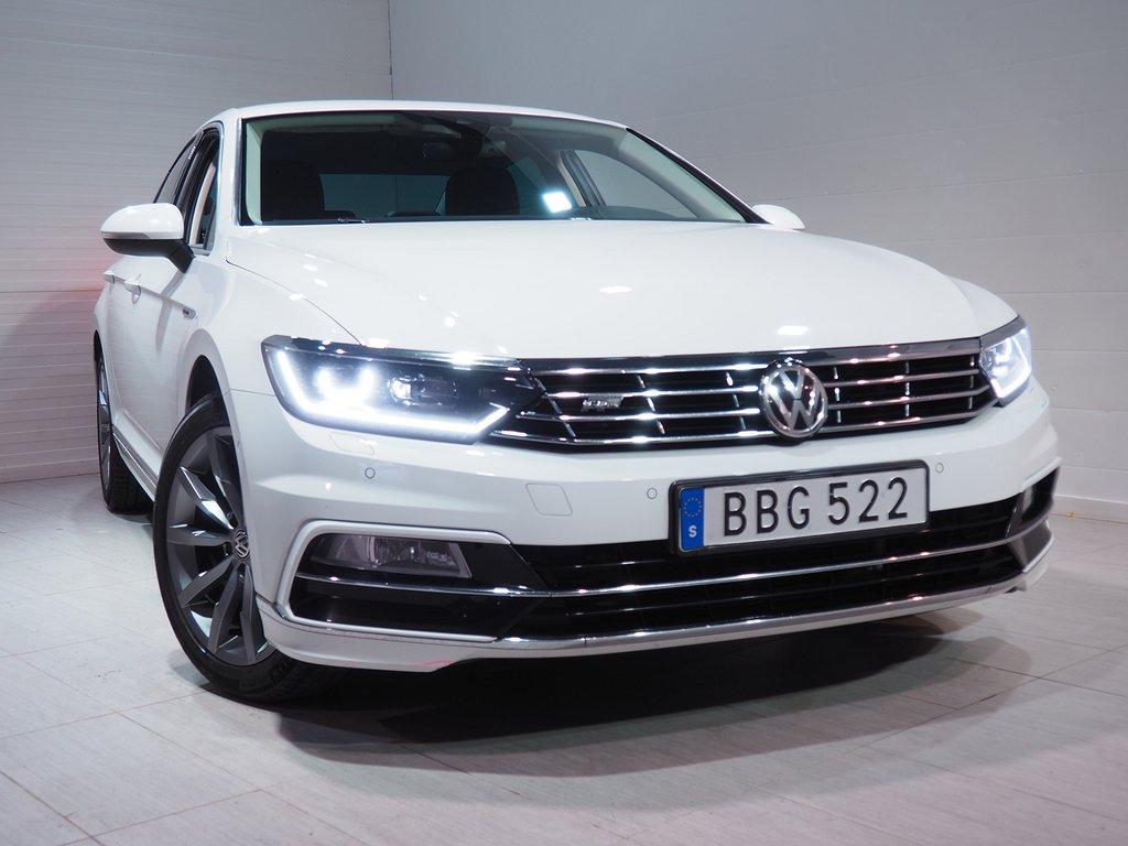 Volkswagen Passat 2.0 TDI Automat 4Motion Executive Business 2017
