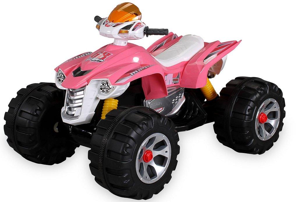 ATV fyrhjuling EL för barn burst 2 x 35 W