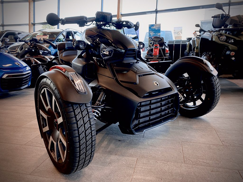 Can-Am Ryker 900 Rally Edition 2-sits