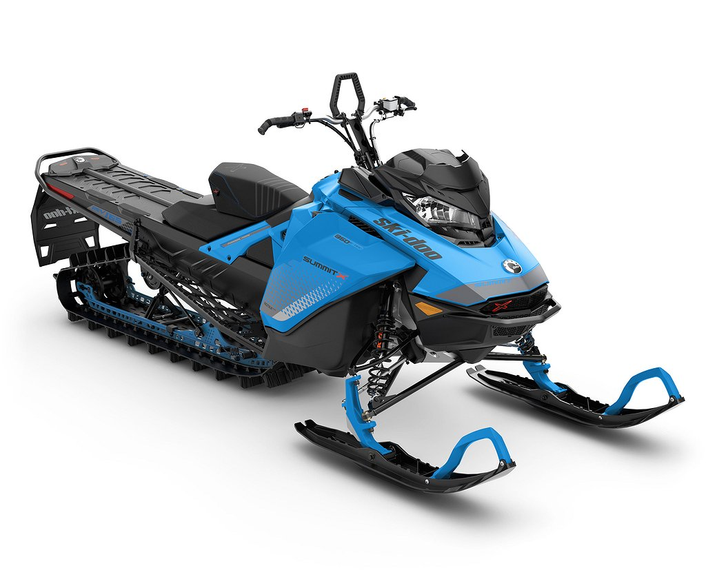 Ski-doo Summit X 165 850 E-TEC SHOT