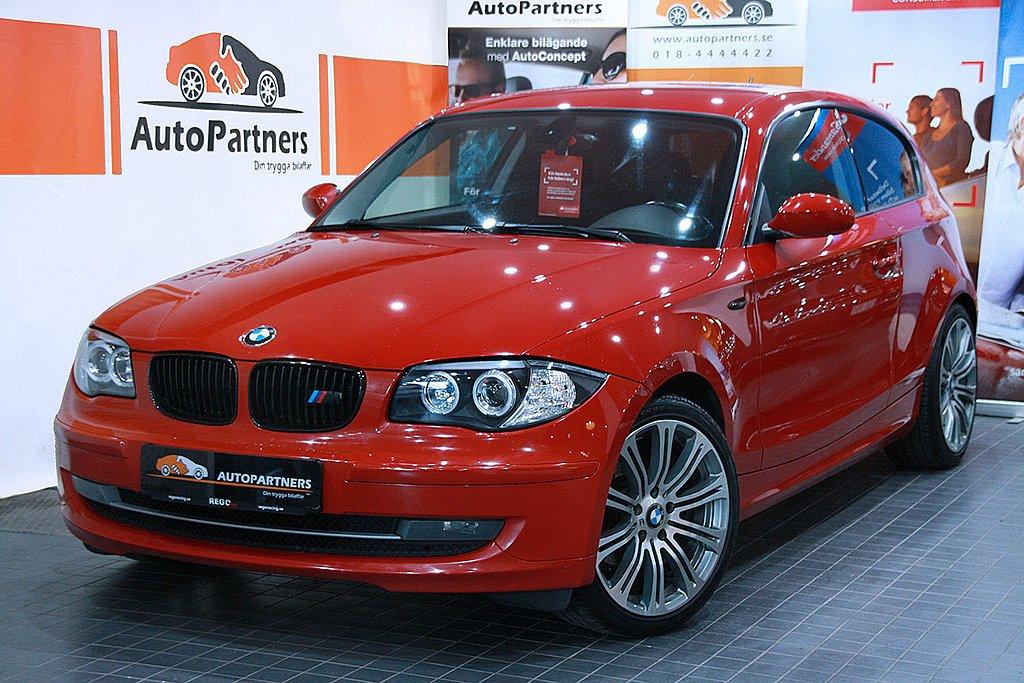 BMW 118 d Advantage, Comfort M-Sport STEG1 180hk UNIKT!