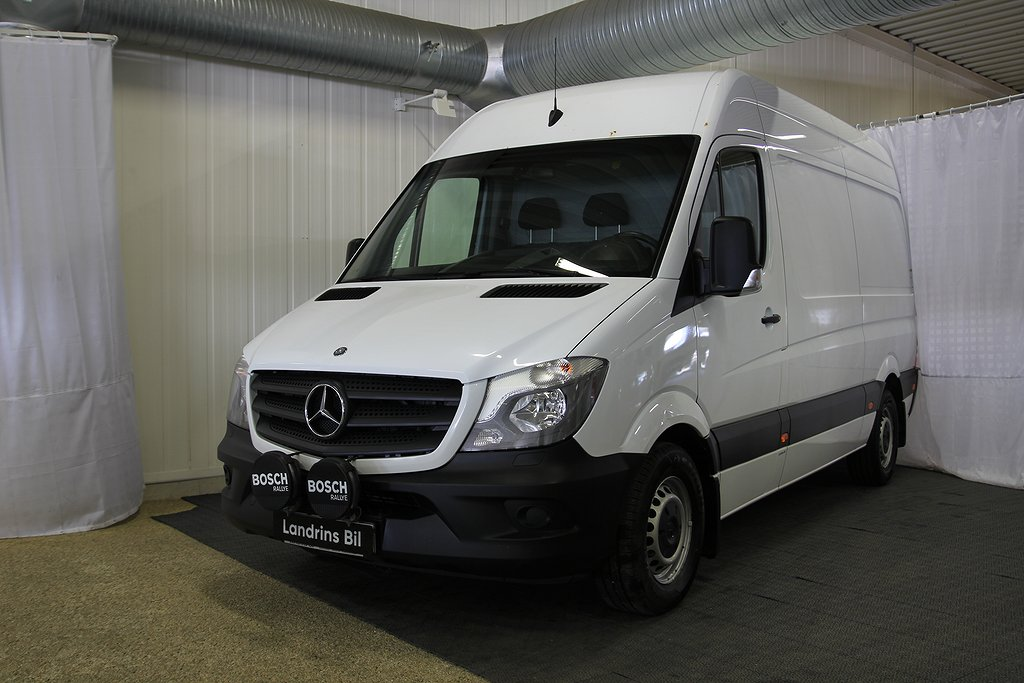 Mercedes-Benz Sprinter 316 CDi Aut 10.5