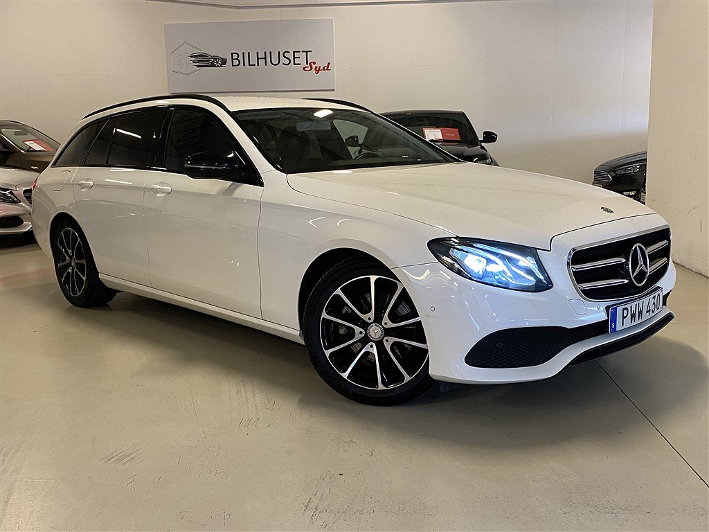 Mercedes-Benz E 220 T d SE Edition/Night Package/Navi