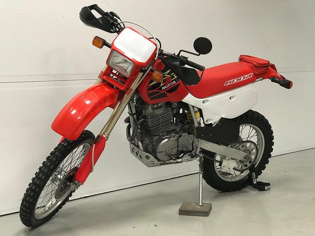 Honda XR600R OBS! Endast rullat 653Mil / Motard Kit