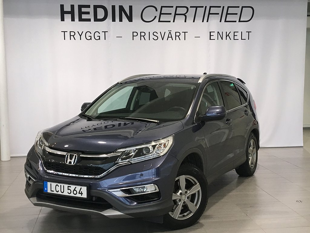 Honda CR-V 1.6 Executive 160HK AUT 4WD Drag