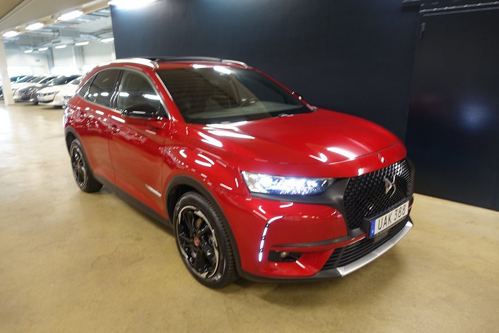 DS 7 Crossback 180hk Performance Business