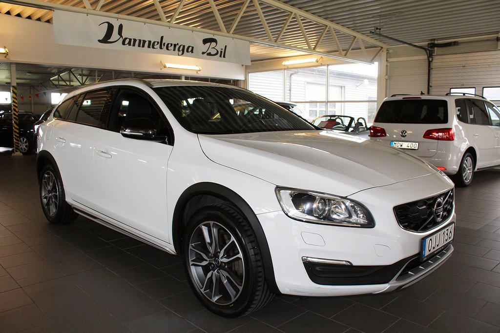 Volvo V60 Cross Country D3 Summum Euro 6 150hk