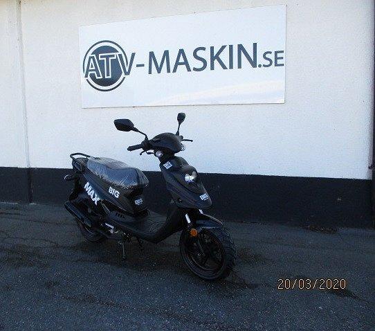 Övrigt MotoCR Big Max SP 45km/h Svart
