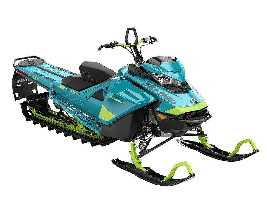 "Ski-doo Summit X 165"" 850 E-TEC SHOT -20"