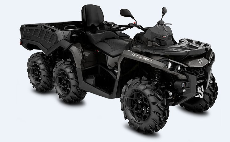 Can-Am Outlander Max 6X6 1000 Pro Sidewall , ELiT M