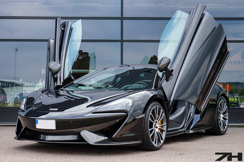 McLaren 570S // Svensksåld // OBS SPEC! // INKOMMANDE //