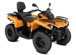 Can-Am Outlander 570 MAX ABS