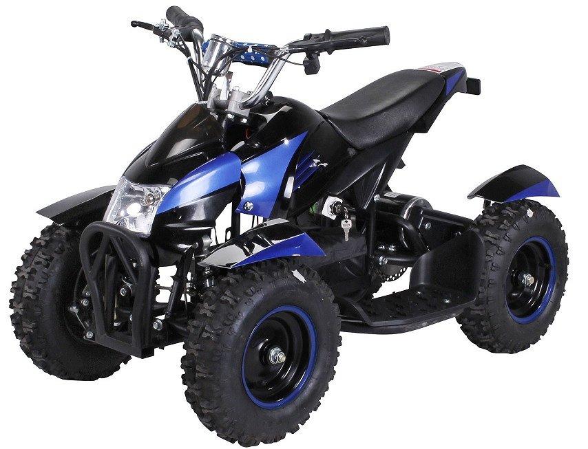 ATV Tuff Barnfyrhjuling EL / ATV , blå, 800W