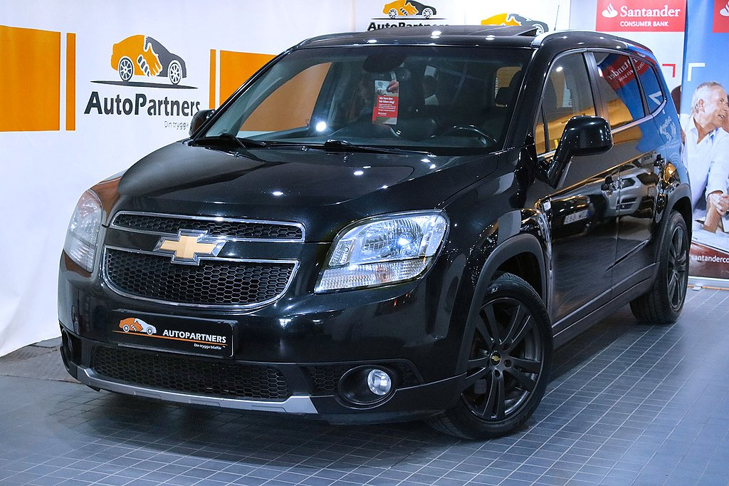 Chevrolet Orlando R.E.S.E.R.V.E.R.A.D