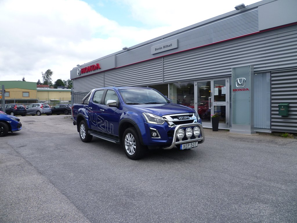 Isuzu D-MAX EXPERT AT DOUBLE CAB NORDIC EDITION