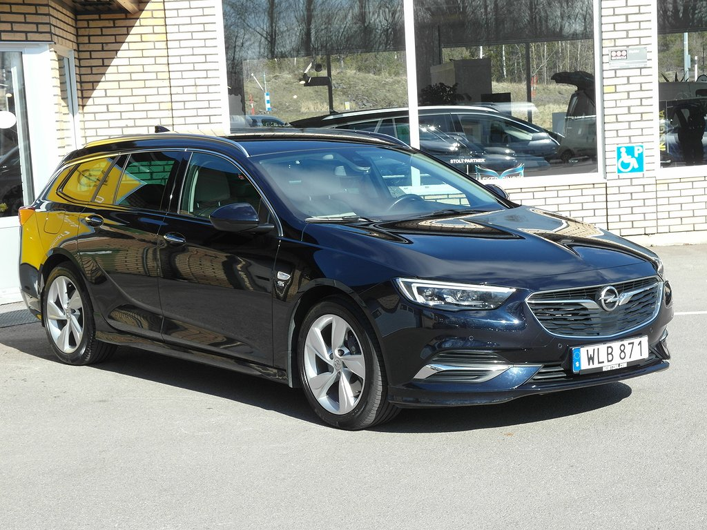 Opel Insignia Business ST 2.0 Turbo 260hk 4x4 AT8 OPC-Line