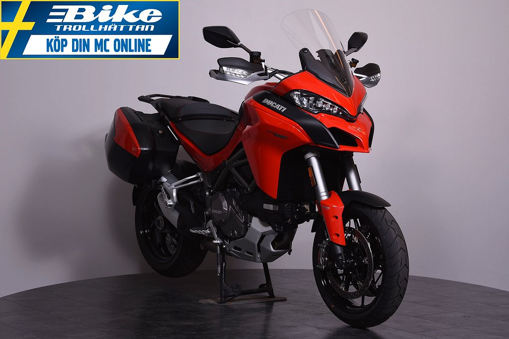 Ducati 1260s Touring Pkt, spara 32.700:-