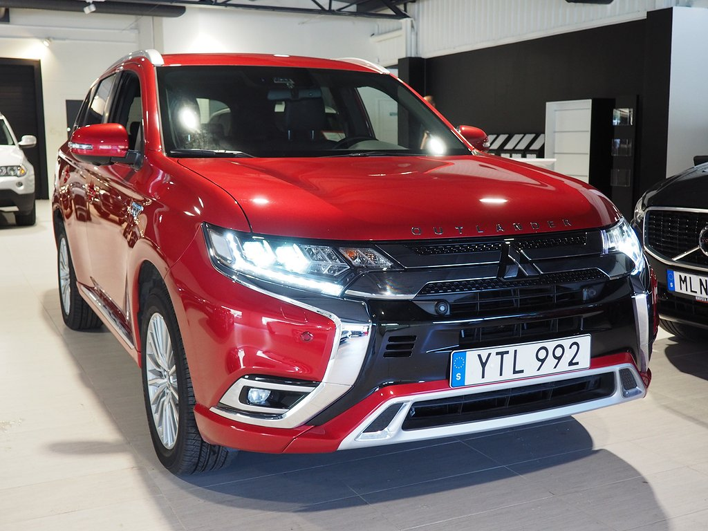 Mitsubishi Outlander P-HEV Business X 2019