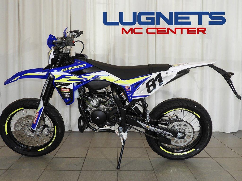 Sherco 50 SM-RS  EU-Moped Factory