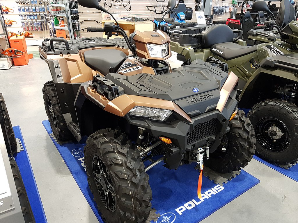 Polaris Sportsman 1000 XP LE Copper ABRIS