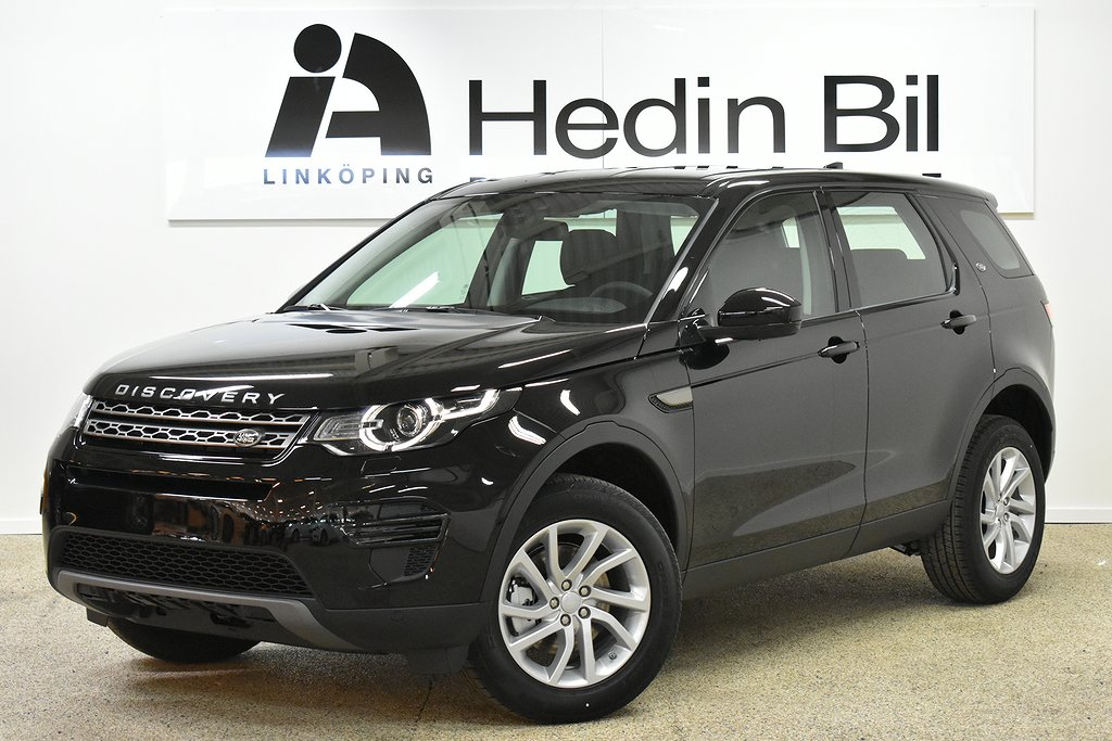 Land Rover Discovery Sport Signature 7 2.0D 150hk Aut Awd