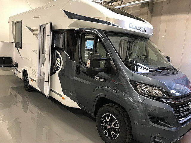 Chausson 738XLB Welcome