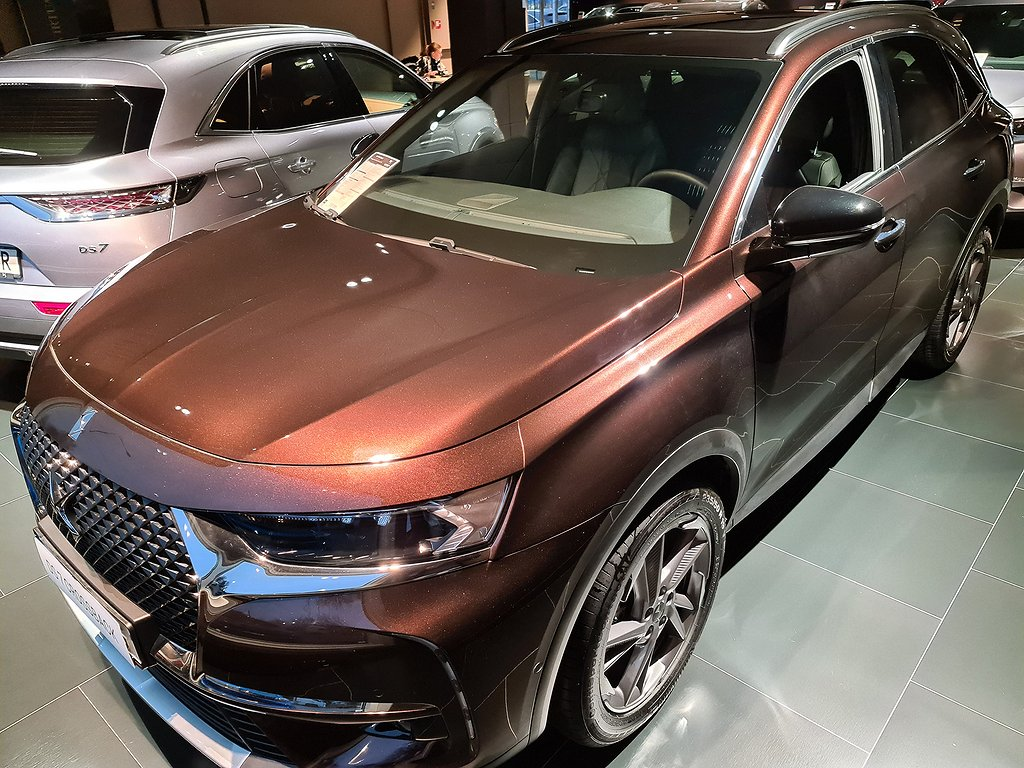 DS 7 Crossback Sätra Edition 180hk Aut.