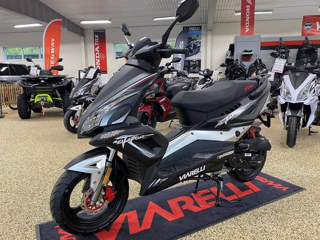 Viarelli Matador 45 km Euro5 Kampanjpris 18,990 kr